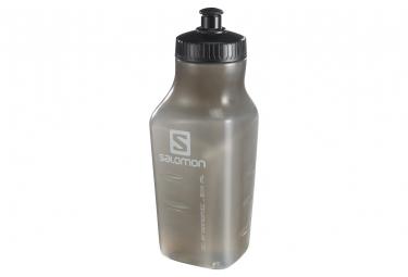 Salomon 3D Bottle 600mL Transparent