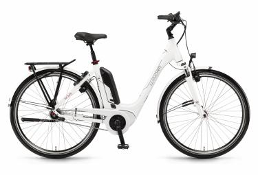 Winora Sinus Tria N7 Monotube Womens E-Bike  Blanc