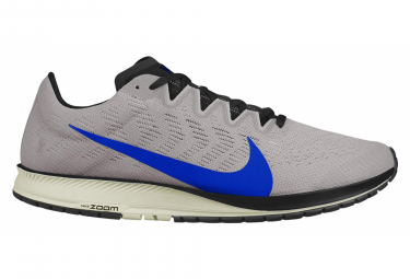 Zapatillas Nike Air Zoom Streak 7 para Hombre Gris / Azul