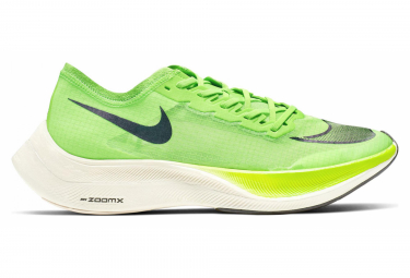 Nike ZoomX Vaporfly Next% Laufschuhe Grün