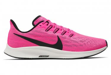 Zapatillas Nike Air Zoom Pegasus 36 para Hombre Rosa / Negro