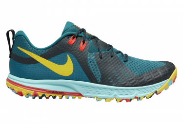 Nike Air Zoom Wildhorse 5 Green Multi-Color Men