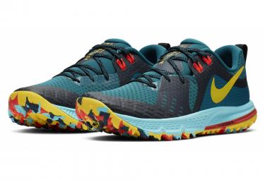 Nike Air Zoom Wildhorse 5 Vert Multi Color Femme