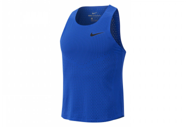 Nike Tank VaporKnit Blue Men