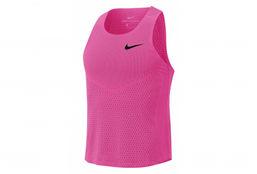 Nike Tank VaporKnit London Pink Men