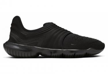 Zapatillas Nike Free RN Flyknit 3.0 para Hombre Negro