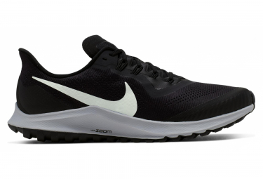 Nike Air Zoom Pegasus 36 Trail Black White Men