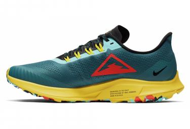 Nike Air Zoom Pegasus 36 Trail Green Multi Color Men
