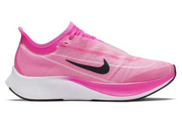 Nike Zoom Fly 3 Pink Black Women