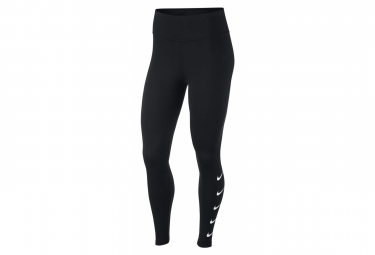 Nike Long Tight Swoosh Black Women