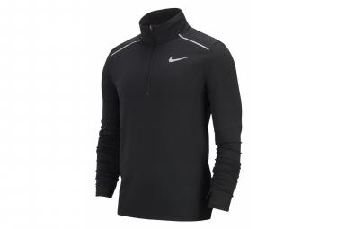Nike 1/2 Zip Long Sleeves Jersey Element 3.0 Black Men