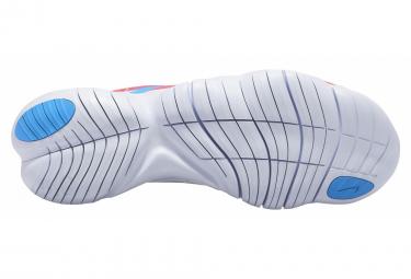 Nike Free RN 5.0 Red Orbit/Football Grey/White/Blue Hero