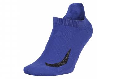 Nike Socks Elite Lightweight No-Show Blue Unisex