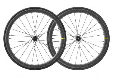Mavic Cosmic Pro Carbon SL Scheibenradsatz UST | 12x100 - 12x142mm | Ausgabe Tour de France 2019