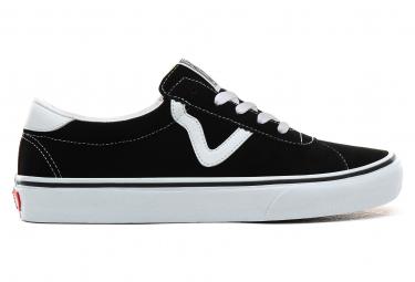 Chaussures Vans UA Sport Suede Noir