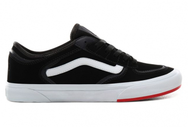 Vans Rowley Classic 66/99/19 Shoes Black / White / Red