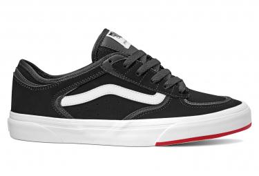 Vans UA Rowley Classic 66/99/19 Black / Red Shoes