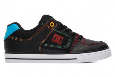DC Shoes Pure Elastic Multi Kids Shoes