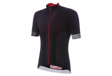 Zero rh+ Supremo AirX Short Sleeve Jersey Black Reflex
