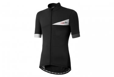 Zero rh+ Prime Evo Short Sleeve Jersey Black Reflex