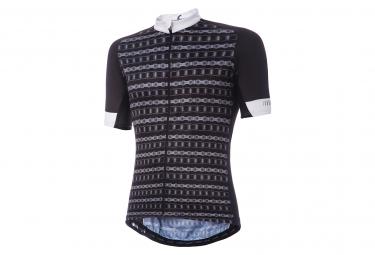 Zero rh+ Lab Short Sleeve Jersey Link Black