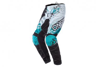 O'Neal Elements Impact Pant Black / Turquoise