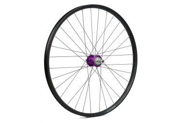 Hope Fortus 26W Pro 4 27.5 '' Rear Wheel | Boost 12x148mm | Purple
