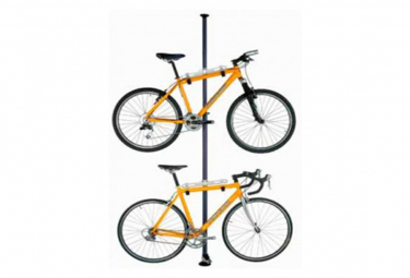Range 2 vélos sol/plafond .