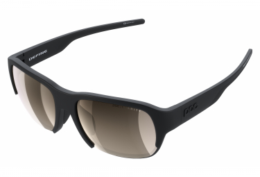 Poc Define Sunglasses Uranium Black / Brown Silver Mirror
