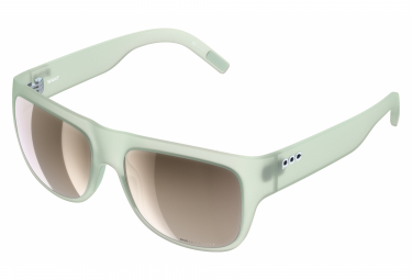 Poc Want Clarity Sunglasses Apophyllite Green / Brown Silver Mirror