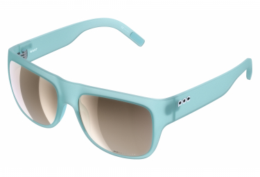 Poc Want Clarity Sunglasses Kalkopyrit Blue / Brown Silver Mirror