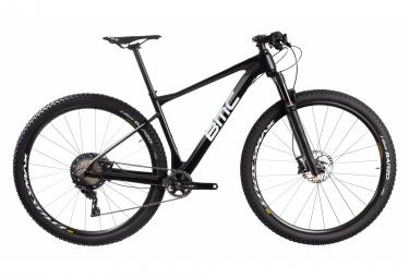 MTB Semi Rígida BMC Teamelite 02 One 29'' Noir / Blanc 2019