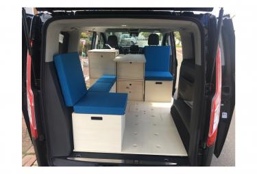 Kit camping-car modulable PACK COMBI / MINIBUS Nolty