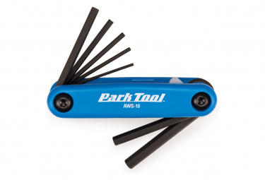Kit Cl Allen 1.5 / 2 / 2.5 / 3/4/5/6 Park Tool AWS-10