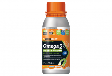 xx-NamedSport OMEGA 3 Double plus 240 softgel