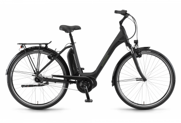 Winora Sima N7 300 Monotube Womens E-Bike  Noir