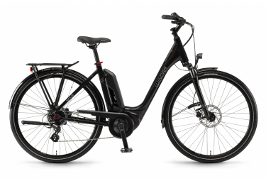 Bicicleta Ciudad Mujer Winora Sinus Tria 7eco Monotube Noir