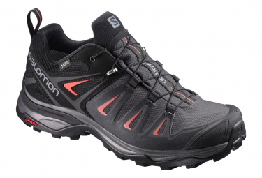 Salomon X Ultra 3 GTX Grey Women
