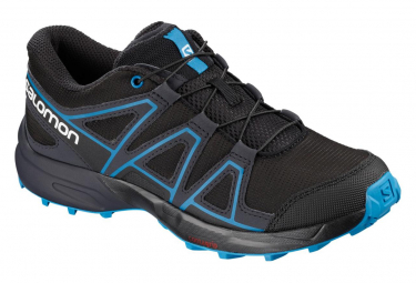 Salomon Speedcross Black Child