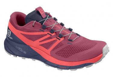 Zapatillas Salomon Sense Ride 2 para Mujer Rosa / Azul