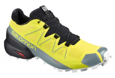 Zapatillas Salomon Speedcross 5 para Hombre Amarillo