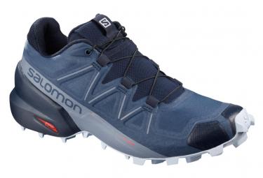 Zapatillas Salomon Speedcross 5 para Mujer Azul / Negro