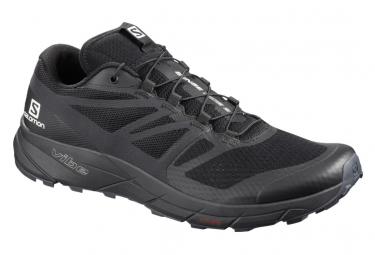 Chaussures de Trail Salomon Sense Ride 2 Noir