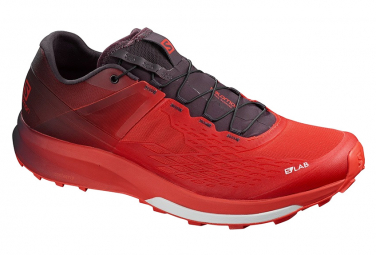 Salomon S/LAB Ultra 2 Red unisex