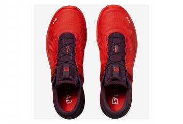 Chaussures de Trail Salomon S/LAB Ultra 2 Rouge