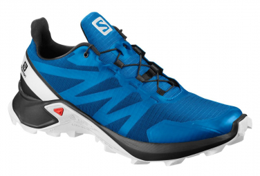 Salomon Supercross Bleu Homme
