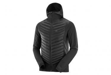 Salomon Hybrid Jacket Haloes Down Black Men