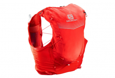 Salomon Backpack ADV Skin 12 Set Red unisex