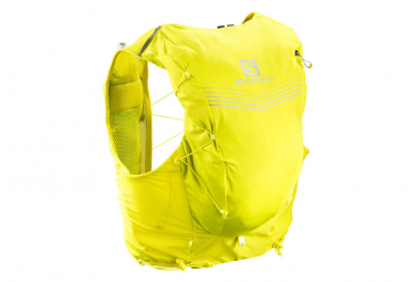 Salomon Backpack ADV Skin 12 Set Yellow unisex