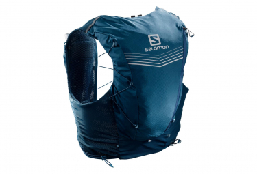 Salomon Backpack ADV Skin 12 Set Blue unisex